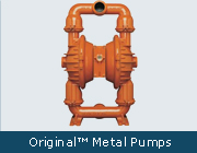 Original™ Metal Pumps