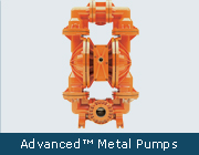 Advanced™ Metal Pumps