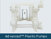 Advanced™ Plastic Pumps