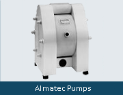 Almatec® AODD Pumps