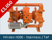 Wilden H200 High Pressure 1